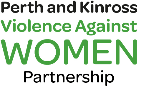 Perth & Kinross Violence Against Women Partnership Logo